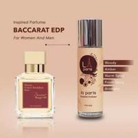La Paris Baccarat Rouge 540 EDP de perfume