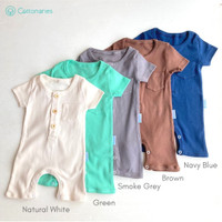 Romper bayi - Organic Cotton - Cottonaries