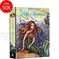 Pop Up 3D Board Book The Little Mermaid Buku Cerita Anak