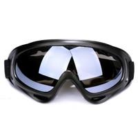 Kacamata Helm Motor Bogo Kacamata Goggle Ski Anti Debu UV Protect