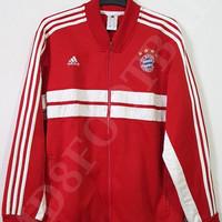 Bayern Munchen Jacket Anthem 2013 Adidas Original Jaket