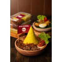 Nasi Kuning by Sambal Mbul: Paket 1 / Paket 2 / Paket 3 / Paket 4