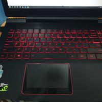 Laptop Lenovo Legion Y520 i7 SSD NVMe Samsung SSD 970 250GB Ram 16GB