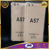 Softcase Anticrack Oppo A57/A39 Silokon Bening Anti Bentur