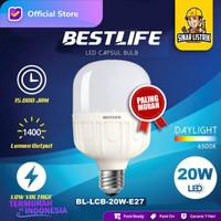Lampu LED Bestlife 5 10 15 25 W Watt / LED Capsul Bulb Cooldaylight