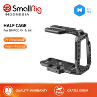 SmallRig BMPCC 4K 6K Half Cage With Nato Rail/Arri Locating Hole 2254