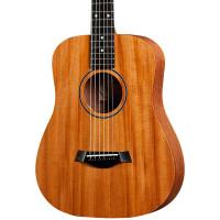Taylor Baby mahogani-e Acoustic Guitar w/Electronic And Bag,BMJ
