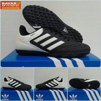 Sepatu Futsal Adidas Copa dewasa - Hitam Putih, 39