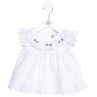 Newborn Baby Dress Baju Anak Bayi Perempuan Katun Akikah Aqiqah NC05W
