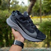 Sepatu Nike Pegasus Trail 2 Black Grey