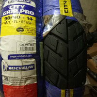 BAN MICHELIN RING 14 90/90-14 SOFT COMPOUND