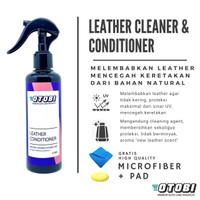 Otobi Leather Conditioner & Cleaner Perawatan Jok Kulit Interior Seat