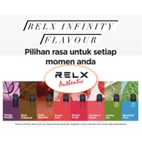 RELAXING - Infinity. All Variant. 1 Pack Isi 2 Piece. Aroma Theraphy