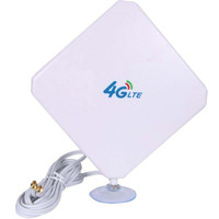 4G LTE MIMO External Antenna for Modem Routers-Dual SMA-Male Connector