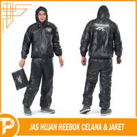 Jas Hujan Multifungsi Motor Baju Jaket Sauna suit Olahraga Lari adidas