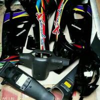 full set body halus Supra x lama 110 CC + striping