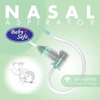 BABY SAFE Nasal Aspirator NAS02 Alat Penyedot Ingus Bayi Babysafe
