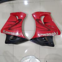 Original Kawasaki Ninja RR Old Fairing Body Bawah Kanan Kiri