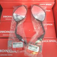 Kaca spion Honda set Revo fit / blade / supra x 125 fi asli