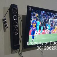 antena tv LED digital 4k rakitan home Made mahasiswa jernih all Chanel