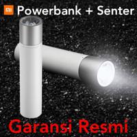 Xiaomi Senter Powerbank Garansi Resmi Flashlight Lumens Power Bank