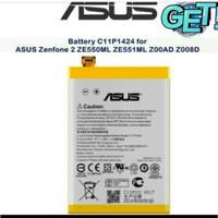 baterai original Asus Zenfone 2 5.5 Inch/Z00AD/ZE550ML C11P1424