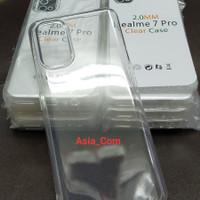 Jelly Case For Realme 7 Pro Bening TPU Transparan Anti Jamur