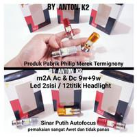 BOLAM LED/LAMPU UTAMA DEPAN LED MOTOR MIO J/MIO SPORTY/MIO SOUL/MIO GT