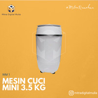 Mito WM-1 Mesin Cuci Mini 3.5 Kg
