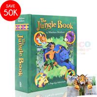 Pop Up 3D Board Book The Jungle Buku Cerita Anak
