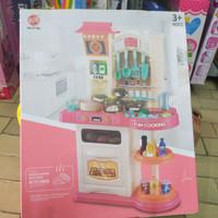 Mainan Kitchen Water bapor western SNI
