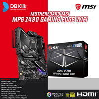 Motherboard MSI MPG Z490 Gaming Edge WiFi - MB MSI Z490 Edge WiFi