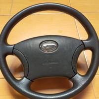 Stir assy Steering Wheel Daihatsu with Airbag aktif baru lelangan