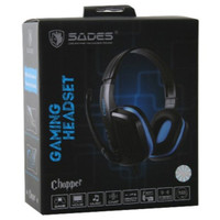 HEADSET GAMING SADES CHOPPER SA 711