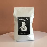 Brew Pour Blend 1 Kg (Espresso, Latte Art, Kopi Susu Kekinian)