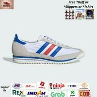 Sneakers Sepatu Adidas SL 72 Cloud White France Original BNWB