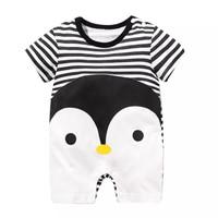 Baju Bayi Jumper Bayi/Jumpsuit Bayi/Jumpsuit Panjang Bayi - Pinguin