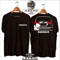 Kaos Baju Mobil Toyota Innova Reborn Rear Racing Otomotif - Gilan Clot