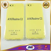 Softcase Anti crack Oppo Realme A1K/C2 Silikon Anti Bentur