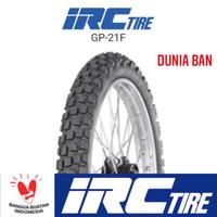 Ban Motor IRC GP-21F 70/100-19 Tubetype ( Ban Luar )