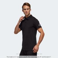 Kaos Polo Adidas Polo Shirt sz XL Climachill Black DU8411 TENNIS BNWT