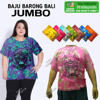 Jumbo Baju Barong Bali Pria Wanita Kaos Barong Jumbo Kaos Bali Jumbo