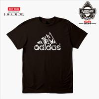 kaos Baju Adidas Logo Tribal kaos Sport - Karimake