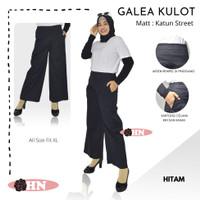 Celana kulot panjang wanita GALEA STRET Celana Muslim M/L/XL - Libra