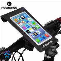 Tas Sepeda Rockbros Waterproof Bike Bicycle Cycling Frame Tube AS-009