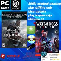 Assassins Creed Valhalla ULTIMATE Edition ORIGINAL GAME PC