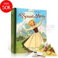 Pop Up 3D Board Book The Sound Of Music Buku Cerita Anak