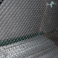 Kawat Harmonika Galvanis Chainlink Uk.1.6mm dia 50x50mm 100x100cm.