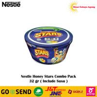 (1 pack) Nestle Honey Stars Combo Pack Cereal 32 gr