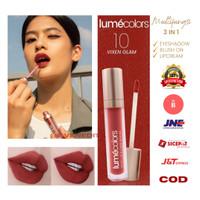 Lipstik Lumecolors Lipmousse Lip Cream Lumecolor lip tint -VIXEN GLAM